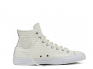 All Star Craft Leather High White