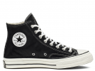 Chuck 70 Pony Hair Black High Top