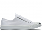 Jack Purcell Classic Leather White